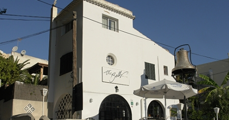 Gemütliches Café in Paguera