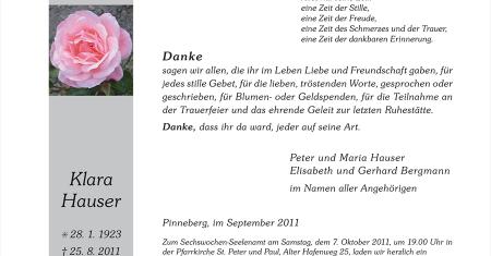 Danksagung individuell Druckerei Münster